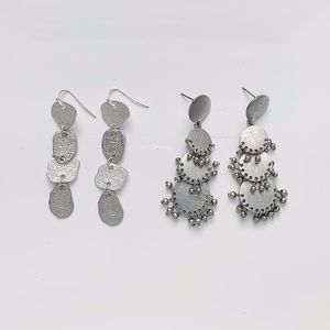 Jewelry - Silver Statement Earrings
